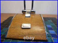 Antique / vintage Eileen Gray Jumo art deco desk lamp