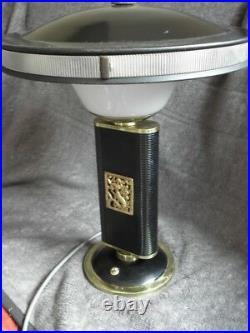 Lamp EILEEN GRAY desk jumo light table ufo Bauhaus mid century ART DECO vintage