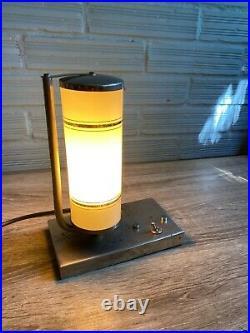 Vintage Antique Art Deco Table Lamp Mid Century Design Bedside Night Light