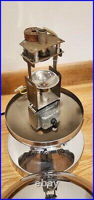 Vtg Fantasia Custom Centurion 4002 Fiber Optic Lamp 70s Mod Pop Art Atomic